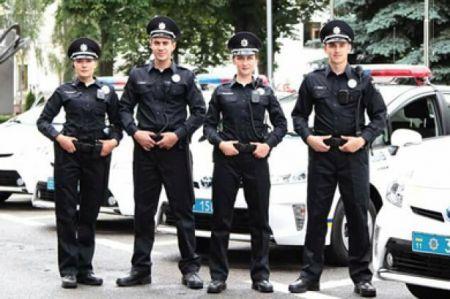 Как будут выглядеть новые патрульные (Фото)