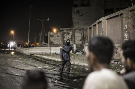 В Каире прогремел мощный взрыв, ранены не менее 30 человек
