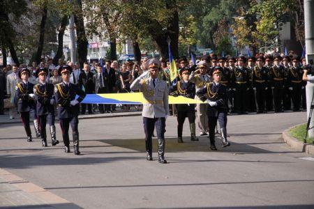 День Независимости и День Флага в Днепропетровске отметят весело