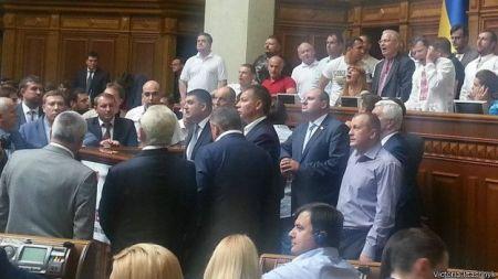 Решение Рады усилило позиции Украины в Минске и ЕС