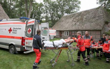 В Германии врачи массово отравились галлюциногенами на конференции