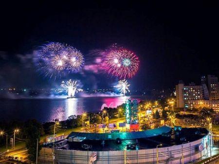 Праздничные мероприятия ко Дню города (Обновляется)