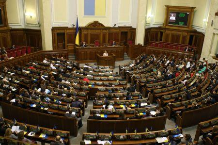 Рада одобрила пакет законопроектов для реструктуризации долга