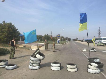 Каковы цели товарной блокады Крыма