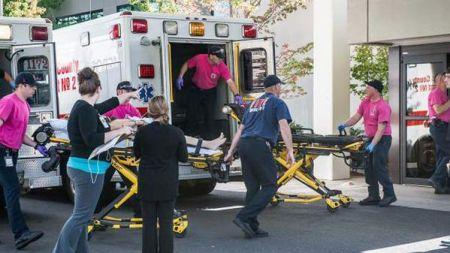 В штате Орегон 26-летний мужчина застрелил в колледже девять человек и ранил еще около 20