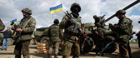 В Украине скандал из-за зимней формы для бойцов АТО