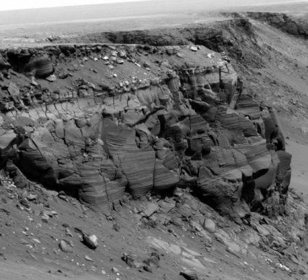 Ученые нашли на Марсе скульптуры в стиле древнего Египта