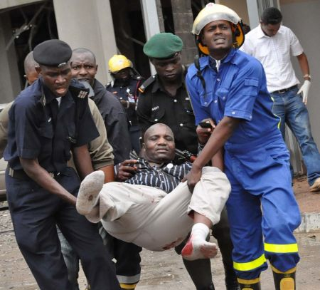Теракт в Нигерии: погибло 32 человека, 80 ранены