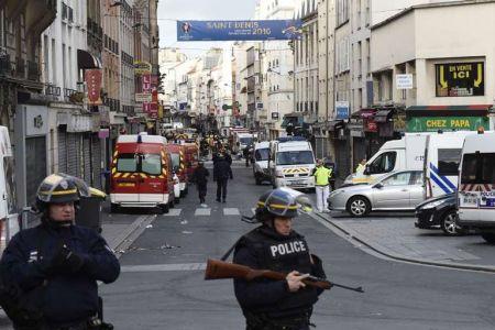 Во Франции полиция проводит масштабную операцию по задержанию террористов