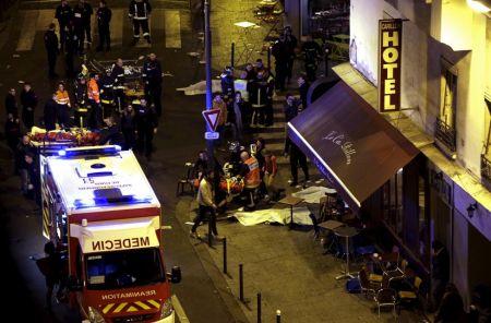 Теракты в Париже помирили Путина с Западом