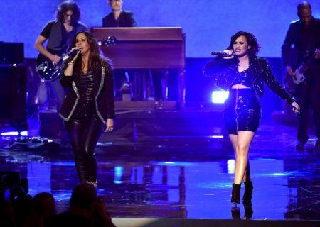В Лос-Анджелесе прошла American Music Awards