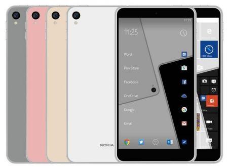 Nokia возвращается на рынок телефонов