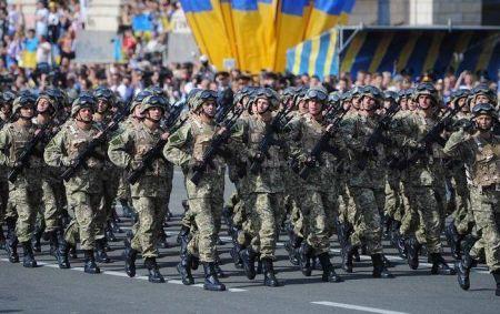 Сколько получит украинская армия в 2016 году