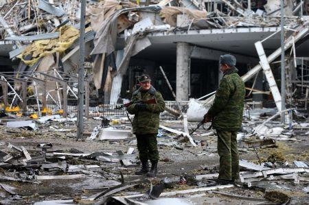 Чего Украина добилась на военном поприще в 2015 году