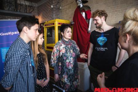 В сети появился тизер первого украинского фэнтези фильма