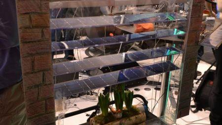 Украинец создал «умные» жалюзи, которые генерируют электричество