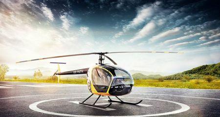 В Украине создали самый быстрый в мире вертолет