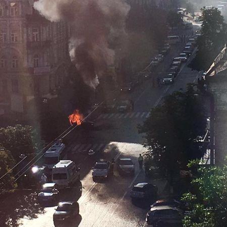 В Киеве убили журналиста Павла Шеремета: подробности