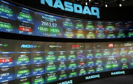 Три основных фондовых индекса США установили рекорды исторических максимумов