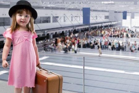 В Украине ужесточили выезд детей за границу