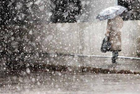 Дожди и мокрый снег: прогноз синоптиков на неделю