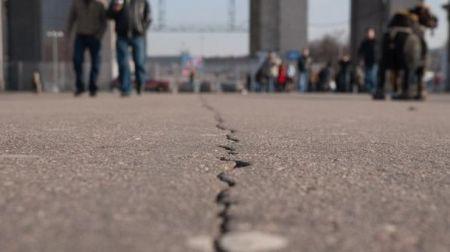 Украину трясло: румынское землятресение почувствовали и на Днепропетровщине
