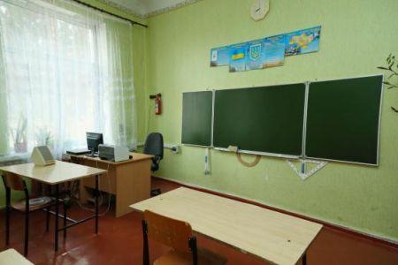 В 17 школах Днепропетровщины отменили занятия