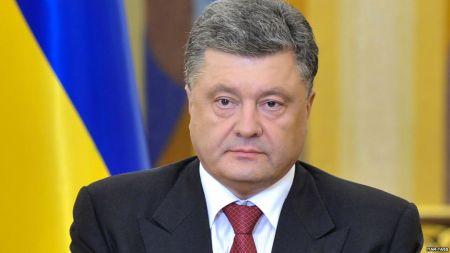 Порошенко планирует вводить квоты на украинский язык в телеэфирах