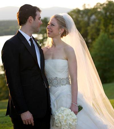 Самые громкие свадьбы 2010 года