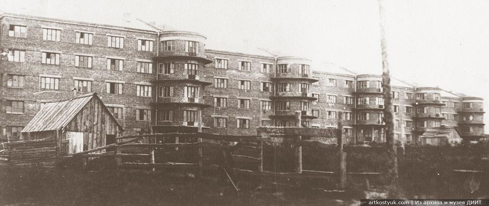 Общежитие №1, 1931 год
