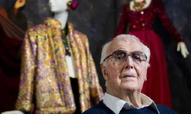 Скончался известный французский дизайнер