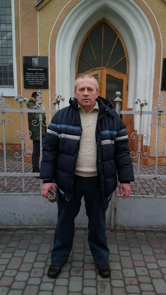 В Днепре пропал Олег Владимирович Кокшаров