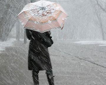 В Украине послезавтра будет снег и гололед