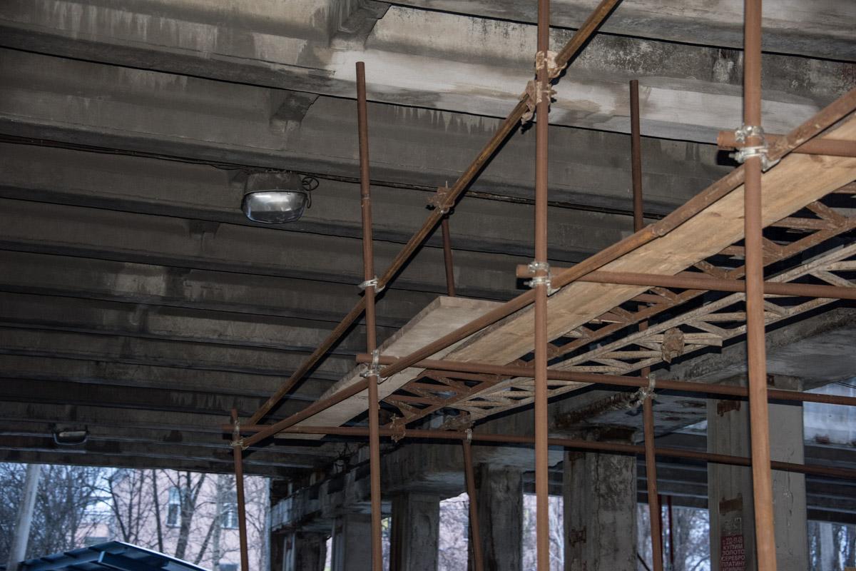 Конструкции моста
