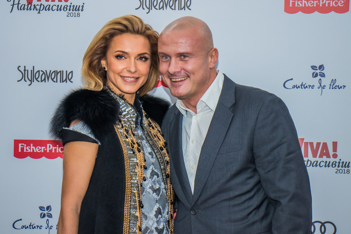 Марина и Вячеслав Узелковы