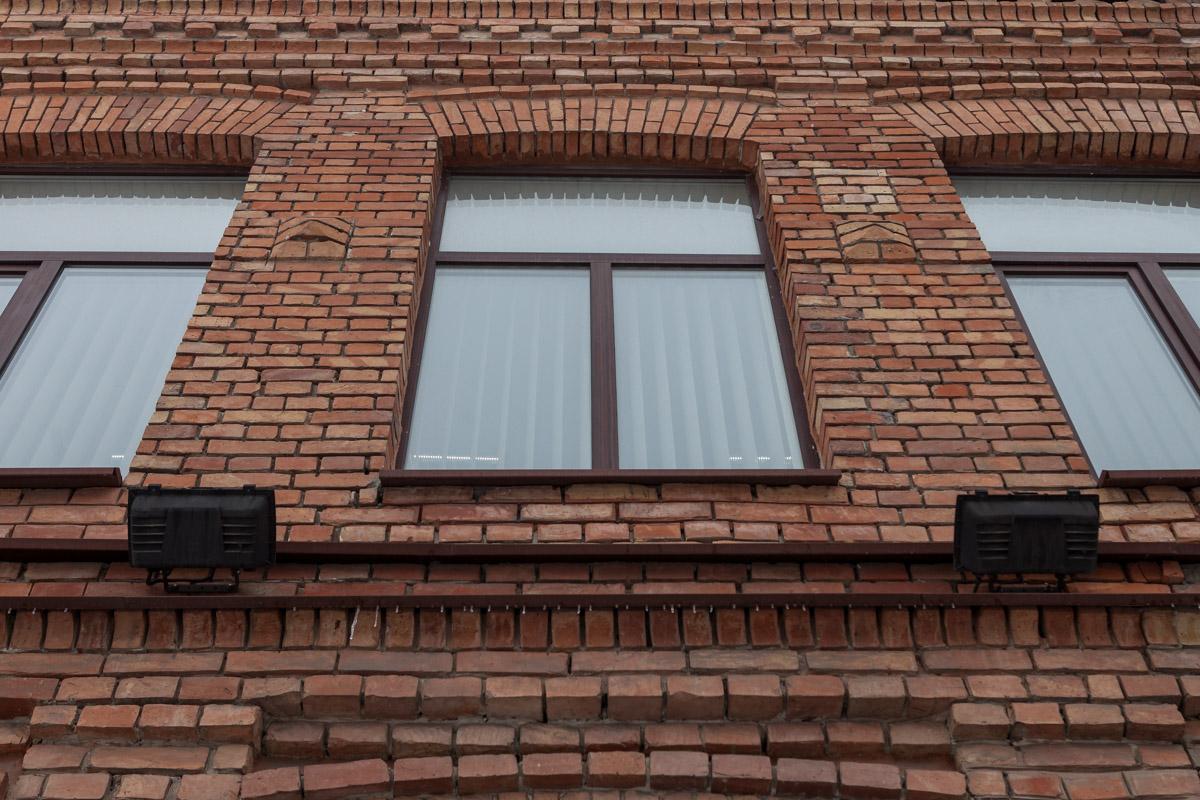В доме заменены все окна