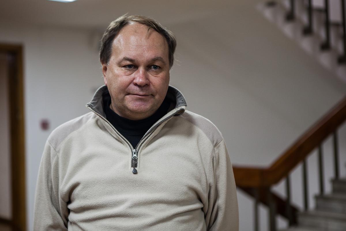 Директор КП Инфо-Рада-Днепр Владимир Петренко