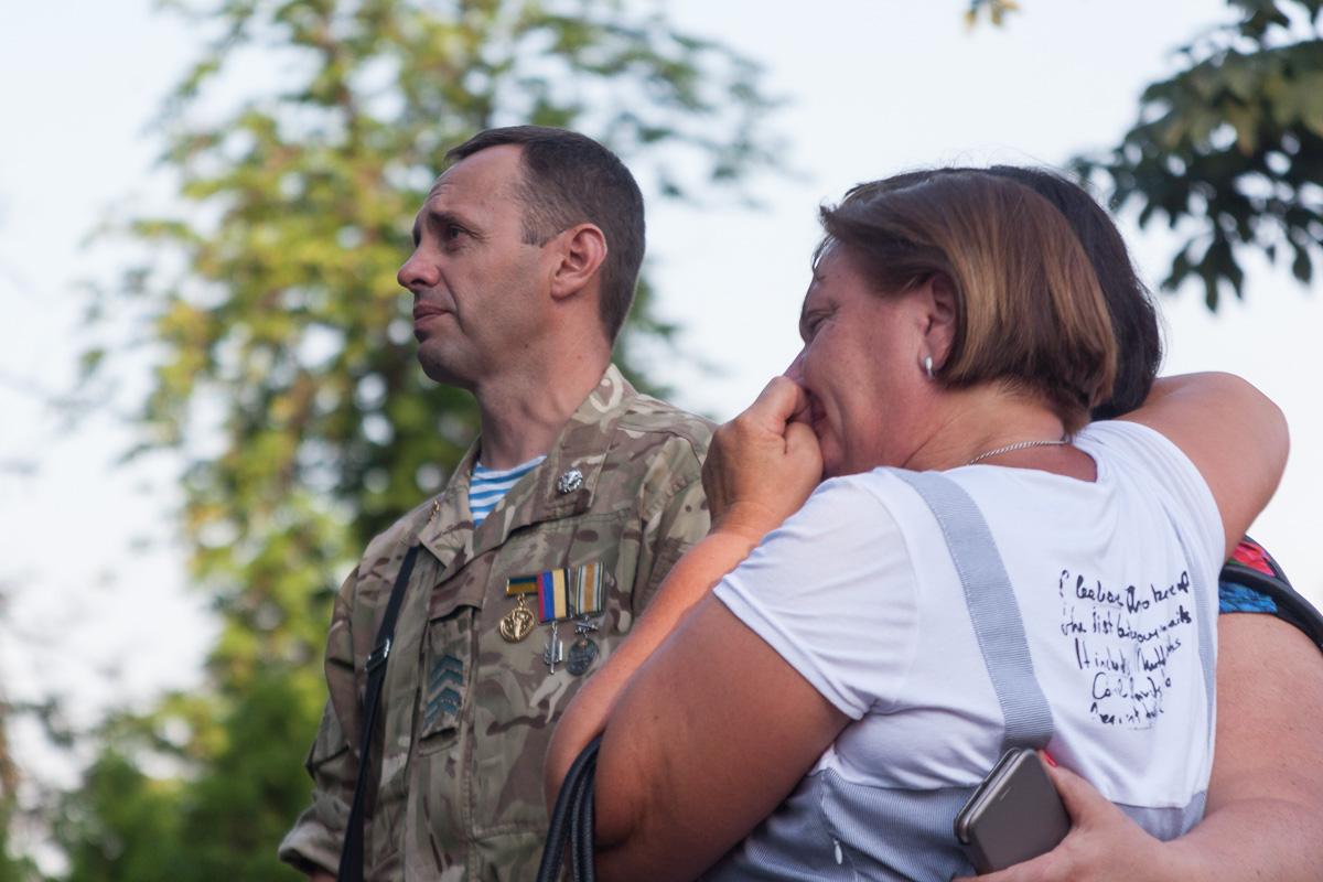Родственники погибших военнослужащих до сих пор не могут смириться с утратой