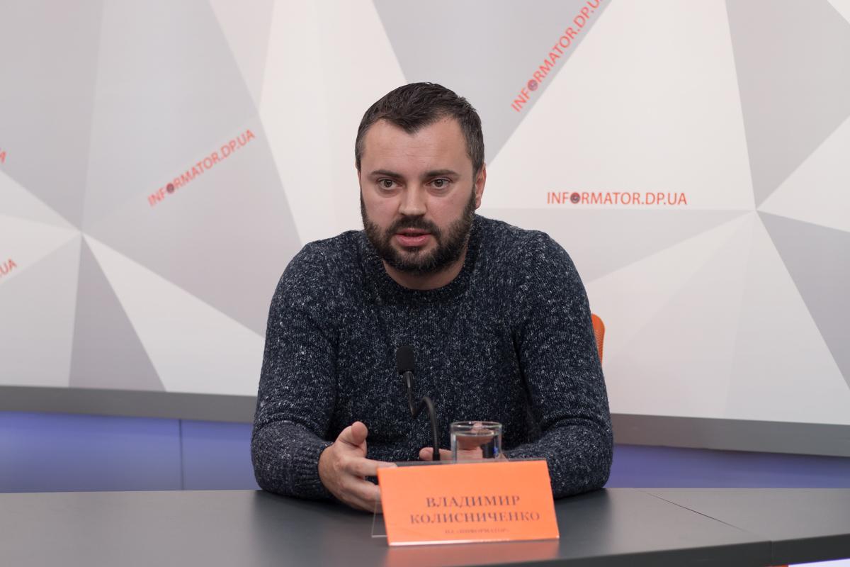 Директор ИА «Информатор» Владимир Колисниченко