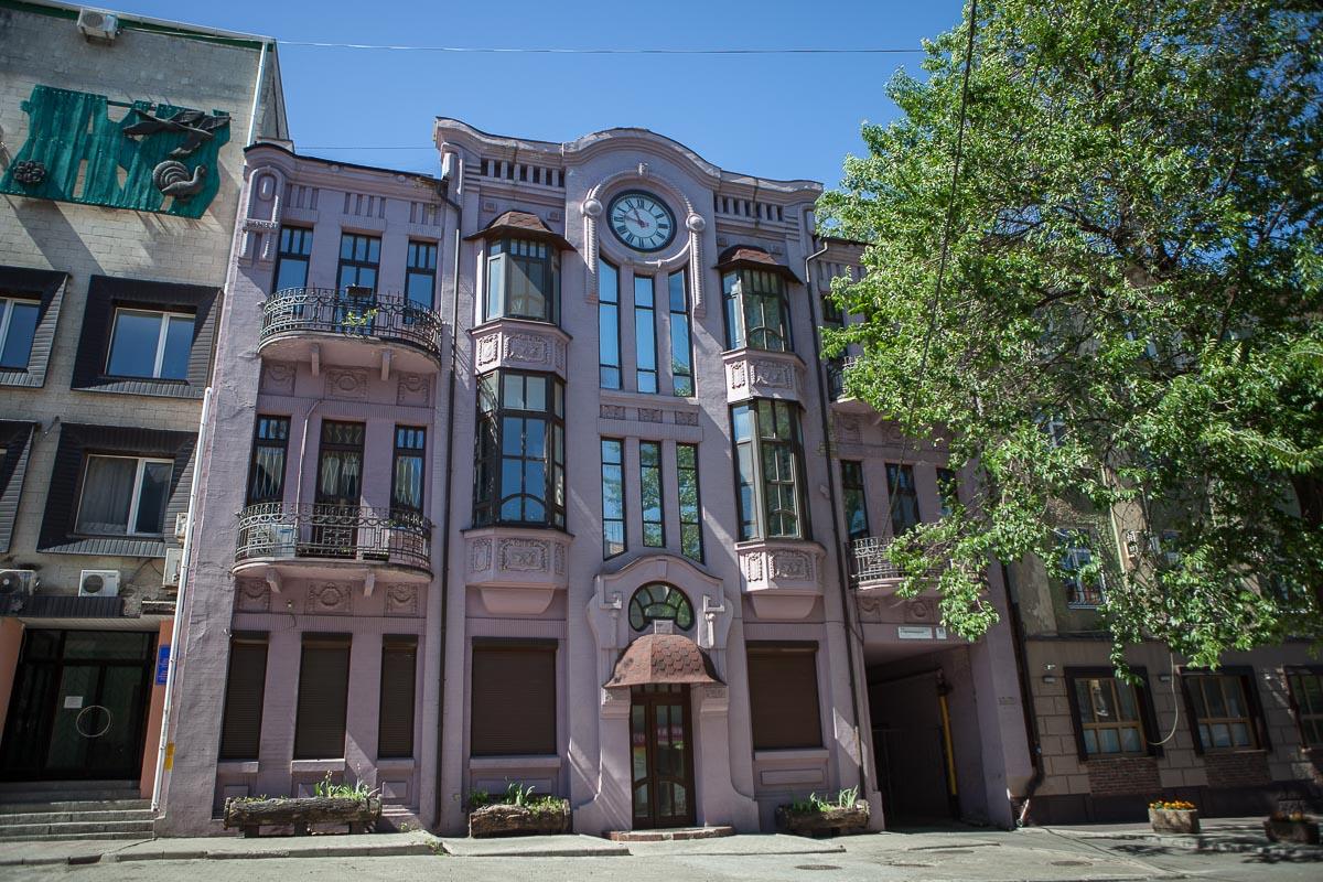 Информатор отправился на улицу Староказацкую, 33, к дому Екатеринославской интеллигенции