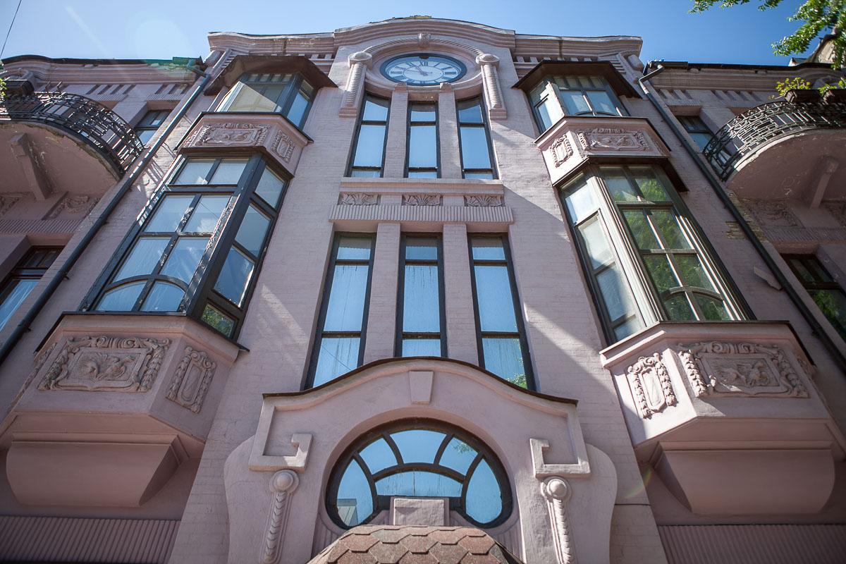 Оно является отличным примером модерна и памятником архитектуры в Днепре