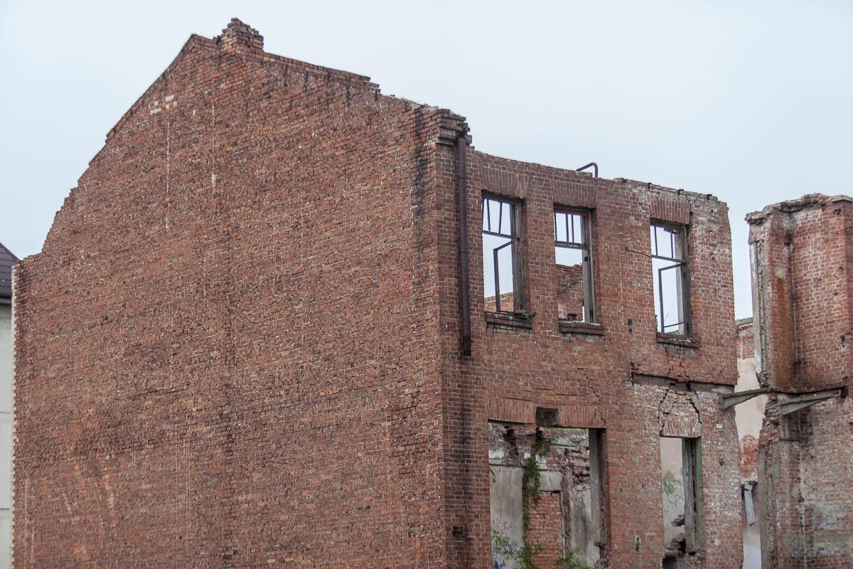 Судьба здания находится в подвешенном состоянии