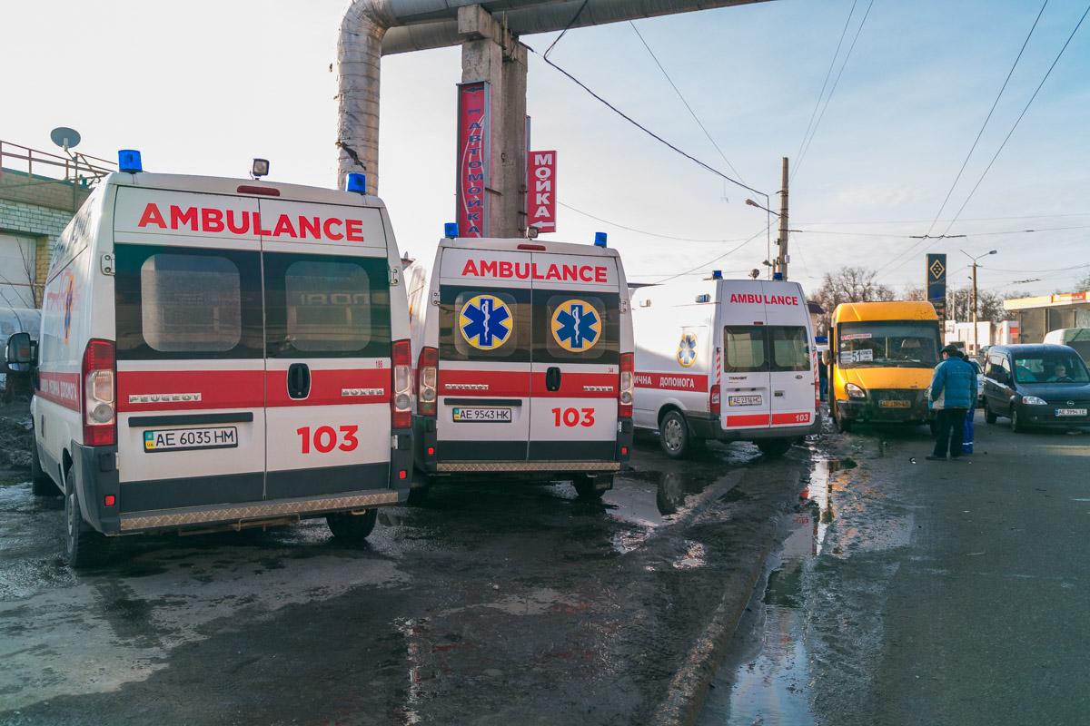 В ДТП один человек погиб, один госпитализирован в больницу имени Мечникова