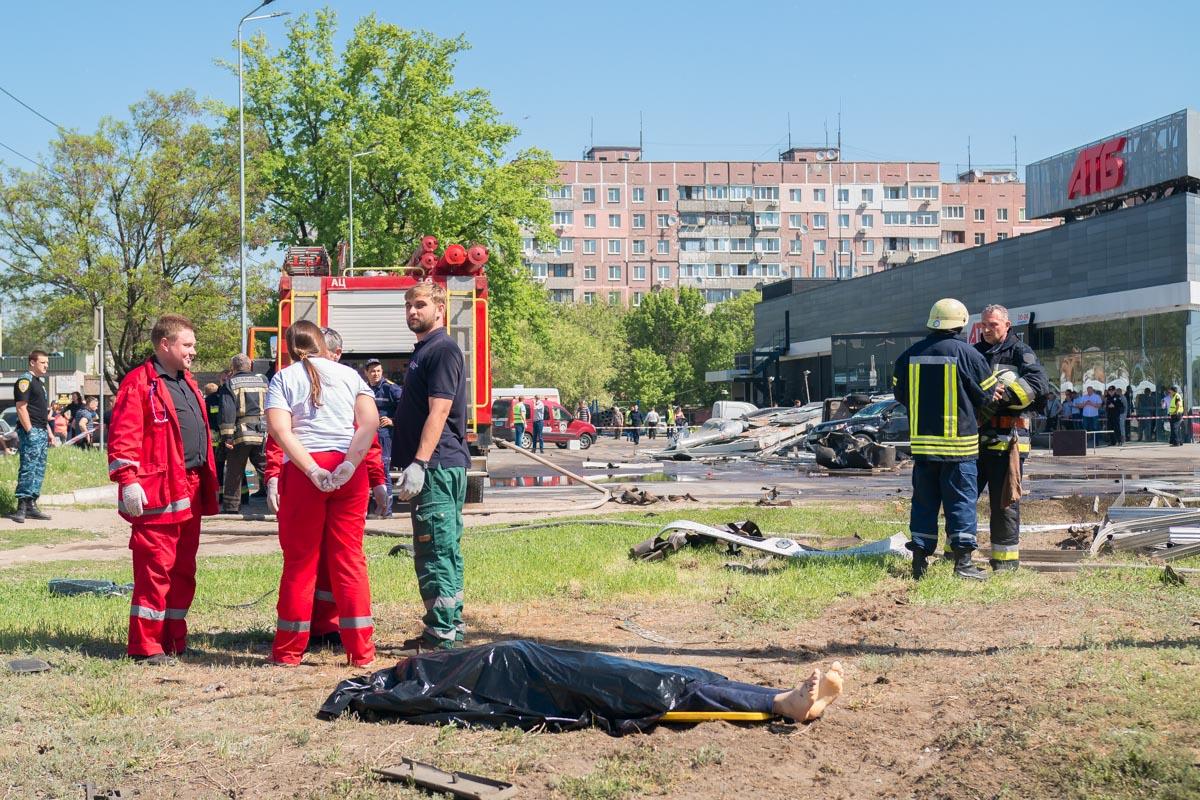 Мужчина за рулем Renault погиб на месте