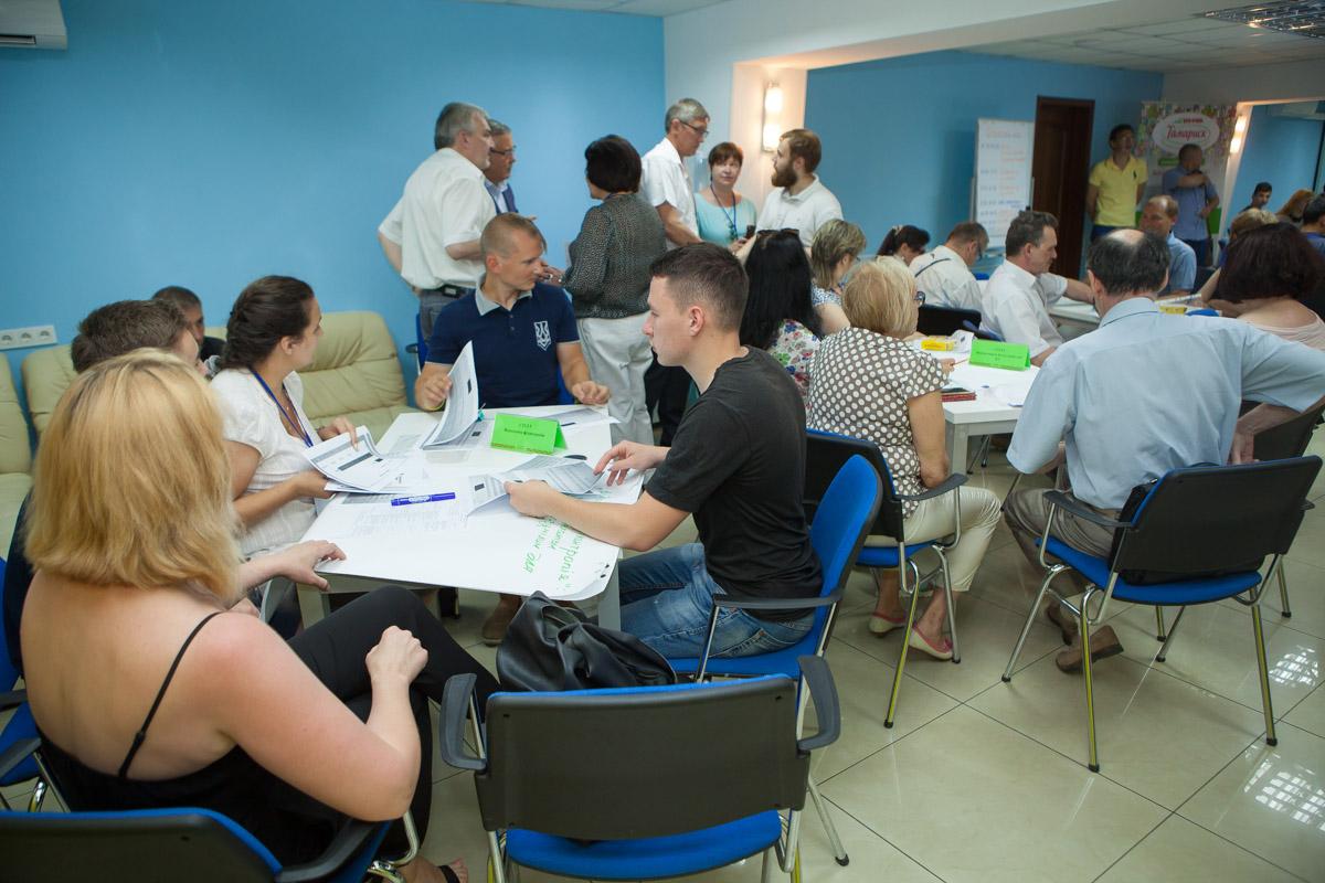 На стратегической сессии собрались представители более 70 общественных организаций