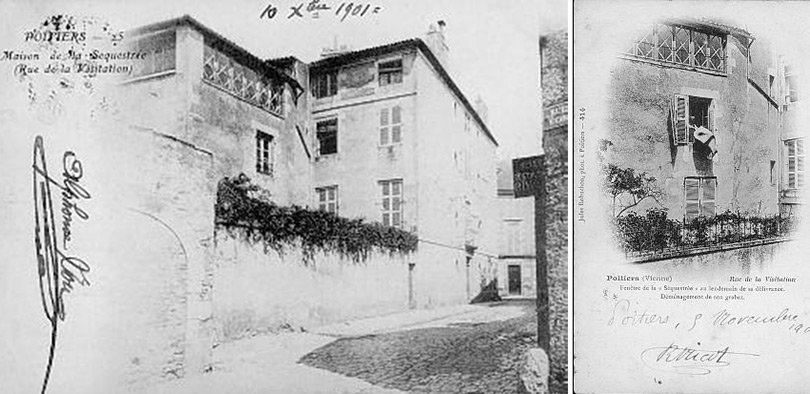 21 Rue de La Visitation Poitiers France