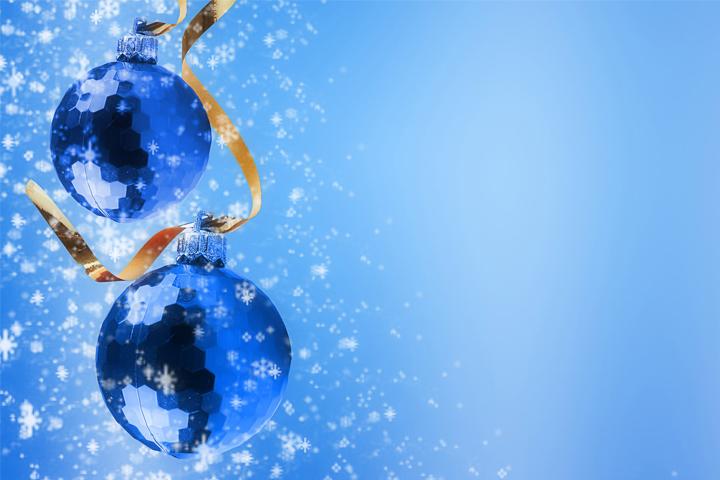 Альбом новогодних обоев 2011. Страница 1